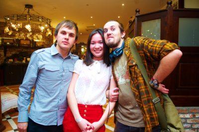 Сергей Шнуров и «Рубль», 21 октября 2010 - Ресторан «Максимилианс» Казань - 30