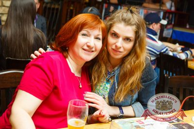 Сестры Зайцевы, 19 апреля 2014 - Ресторан «Максимилианс» Казань - 09