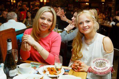 Сестры Зайцевы, 19 апреля 2014 - Ресторан «Максимилианс» Казань - 24