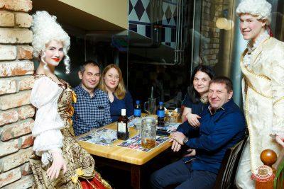 Вечеринка «Холостяки и холостячки», 13 апреля 2019 - Ресторан «Максимилианс» Казань - 0043