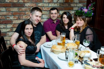 Вечеринка «Холостяки и холостячки», 8 февраля 2020 - Ресторан «Максимилианс» Казань - 35