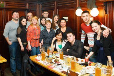 «Смысловые галлюцинации», 28 марта 2013 - Ресторан «Максимилианс» Казань - 29