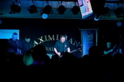 «Смысловые Галлюцинации», 3 ноября 2011 - Ресторан «Максимилианс» Казань - 01