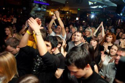 «Смысловые Галлюцинации», 3 ноября 2011 - Ресторан «Максимилианс» Казань - 07