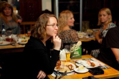 «Смысловые Галлюцинации», 3 ноября 2011 - Ресторан «Максимилианс» Казань - 26