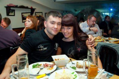 «Смысловые Галлюцинации», 3 ноября 2011 - Ресторан «Максимилианс» Казань - 30