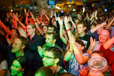 Специальный гость «Октоберфеста»: Чиж & Co, 25 сентября 2014 - Ресторан «Максимилианс» Казань - 14