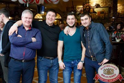 Super ПЯТНИЦА, 5 января 2018 - Ресторан «Максимилианс» Казань - 00035