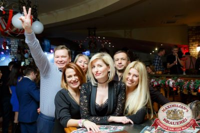 Super ПЯТНИЦА, 5 января 2018 - Ресторан «Максимилианс» Казань - 00071