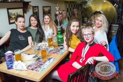 Света, 28 апреля 2016 - Ресторан «Максимилианс» Казань - 27