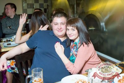 Света, 28 апреля 2016 - Ресторан «Максимилианс» Казань - 28