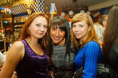 Света, 22 сентября 2012 - Ресторан «Максимилианс» Казань - 06
