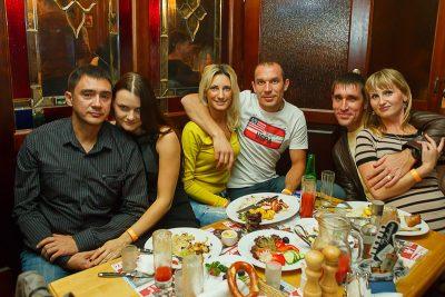 Света, 22 сентября 2012 - Ресторан «Максимилианс» Казань - 16