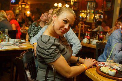 Света, 22 сентября 2012 - Ресторан «Максимилианс» Казань - 17