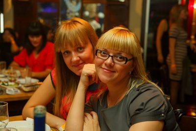 Света, 22 сентября 2012 - Ресторан «Максимилианс» Казань - 18