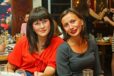 Света, 22 сентября 2012 - Ресторан «Максимилианс» Казань - 19