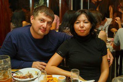 Света, 22 сентября 2012 - Ресторан «Максимилианс» Казань - 22