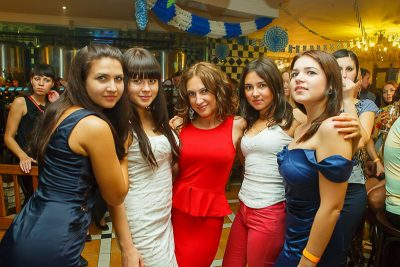 Света, 22 сентября 2012 - Ресторан «Максимилианс» Казань - 30