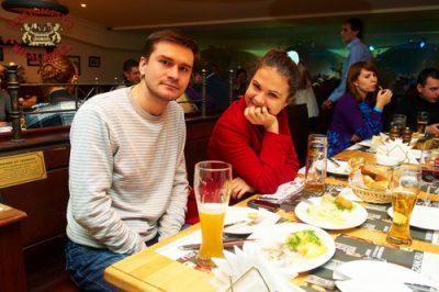 «Танцы Минус», 2 декабря 2010 - Ресторан «Максимилианс» Казань - 12