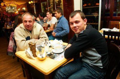 «Танцы Минус», 2 декабря 2010 - Ресторан «Максимилианс» Казань - 25