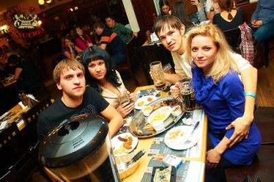 «Танцы Минус», 2 декабря 2010 - Ресторан «Максимилианс» Казань - 27