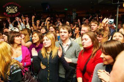 «Танцы Минус», 2 декабря 2010 - Ресторан «Максимилианс» Казань - 29