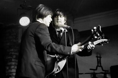 The Cavern Beatles (Liverpool, UK), 9 июня 2012 - Ресторан «Максимилианс» Казань - 01
