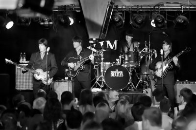 The Cavern Beatles (Liverpool, UK), 9 июня 2012 - Ресторан «Максимилианс» Казань - 02