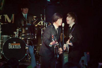 The Cavern Beatles (Liverpool, UK), 9 июня 2012 - Ресторан «Максимилианс» Казань - 03