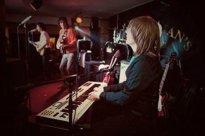 The Cavern Beatles (Liverpool, UK), 9 июня 2012 - Ресторан «Максимилианс» Казань - 05
