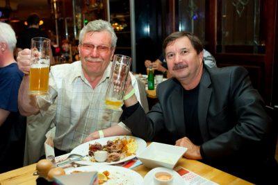 The Cavern Beatles (Liverpool, UK), 9 июня 2012 - Ресторан «Максимилианс» Казань - 11