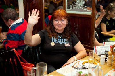 The Cavern Beatles (Liverpool, UK), 9 июня 2012 - Ресторан «Максимилианс» Казань - 12