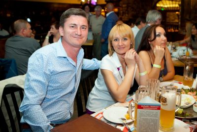 The Cavern Beatles (Liverpool, UK), 9 июня 2012 - Ресторан «Максимилианс» Казань - 16