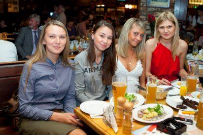 The Cavern Beatles (Liverpool, UK), 9 июня 2012 - Ресторан «Максимилианс» Казань - 17
