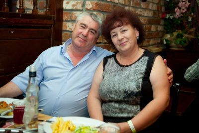 The Cavern Beatles (Liverpool, UK), 9 июня 2012 - Ресторан «Максимилианс» Казань - 20