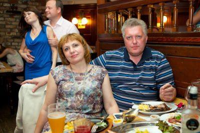 The Cavern Beatles (Liverpool, UK), 9 июня 2012 - Ресторан «Максимилианс» Казань - 21
