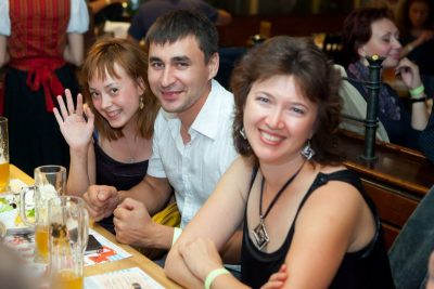 The Cavern Beatles (Liverpool, UK), 9 июня 2012 - Ресторан «Максимилианс» Казань - 23