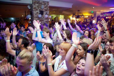 The Cavern Beatles (Liverpool, UK), 9 июня 2012 - Ресторан «Максимилианс» Казань - 27