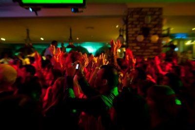 The Cavern Beatles (Liverpool, UK), 9 июня 2012 - Ресторан «Максимилианс» Казань - 30