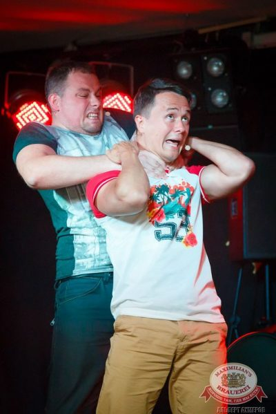 Трио Comedy Club, 20 августа 2015 - Ресторан «Максимилианс» Казань - 02