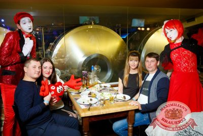 День святого Валентина: история любви, 14 февраля 2017 - Ресторан «Максимилианс» Казань - 45