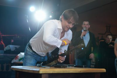 Вечер 23 февраля 2012 - Ресторан «Максимилианс» Казань - 02