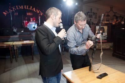 Вечер 23 февраля 2012 - Ресторан «Максимилианс» Казань - 03