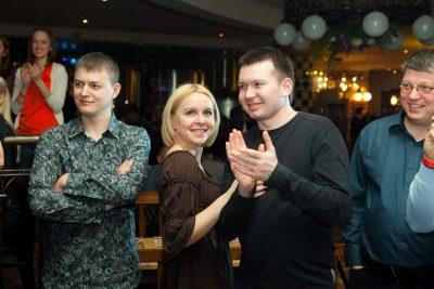 Вечер 23 февраля 2012 - Ресторан «Максимилианс» Казань - 04