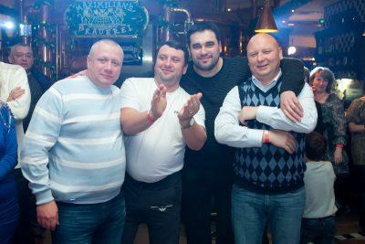 Вечер 23 февраля 2012 - Ресторан «Максимилианс» Казань - 05