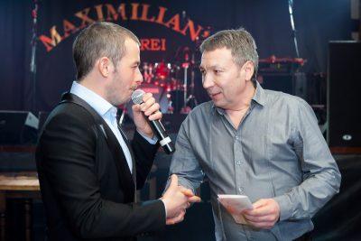 Вечер 23 февраля 2012 - Ресторан «Максимилианс» Казань - 06