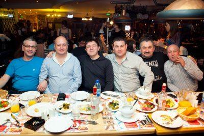 Вечер 23 февраля 2012 - Ресторан «Максимилианс» Казань - 07