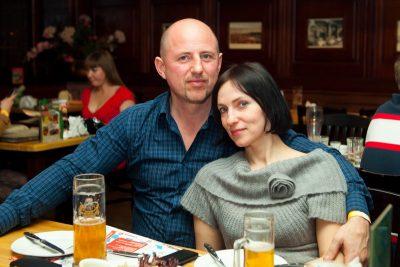 Вечер 23 февраля 2012 - Ресторан «Максимилианс» Казань - 12