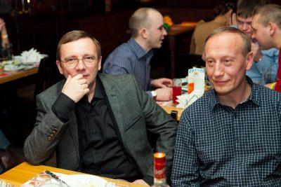 Вечер 23 февраля 2012 - Ресторан «Максимилианс» Казань - 14