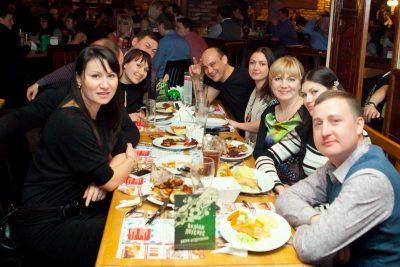 Вечер 23 февраля 2012 - Ресторан «Максимилианс» Казань - 15